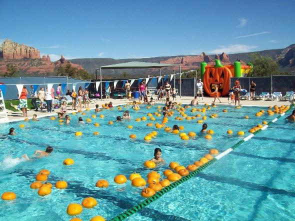 City of sedona calendar meeting list for Splash pool show quebec