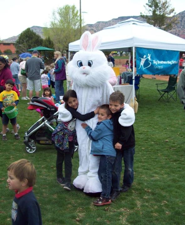 We love the Bunny