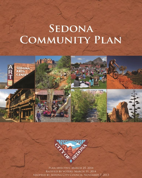 Image of Community Plan booklet