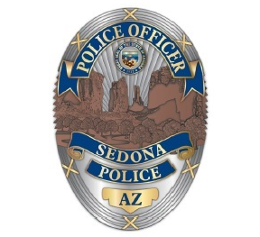 Police badge illustration