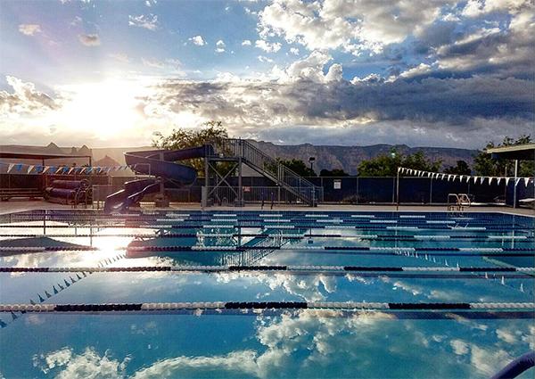 City Of Sedona Sedona Community Pool