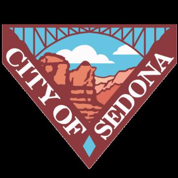 Sedona city logo