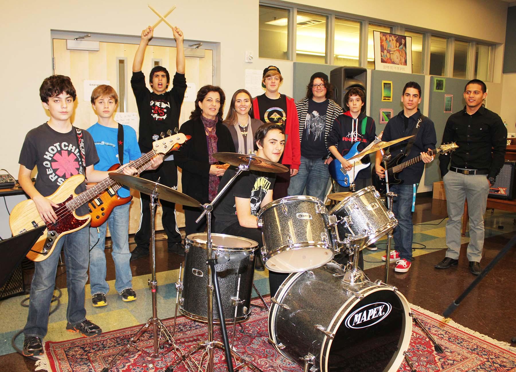 AIC Music Rock Class RRHS.jpg
