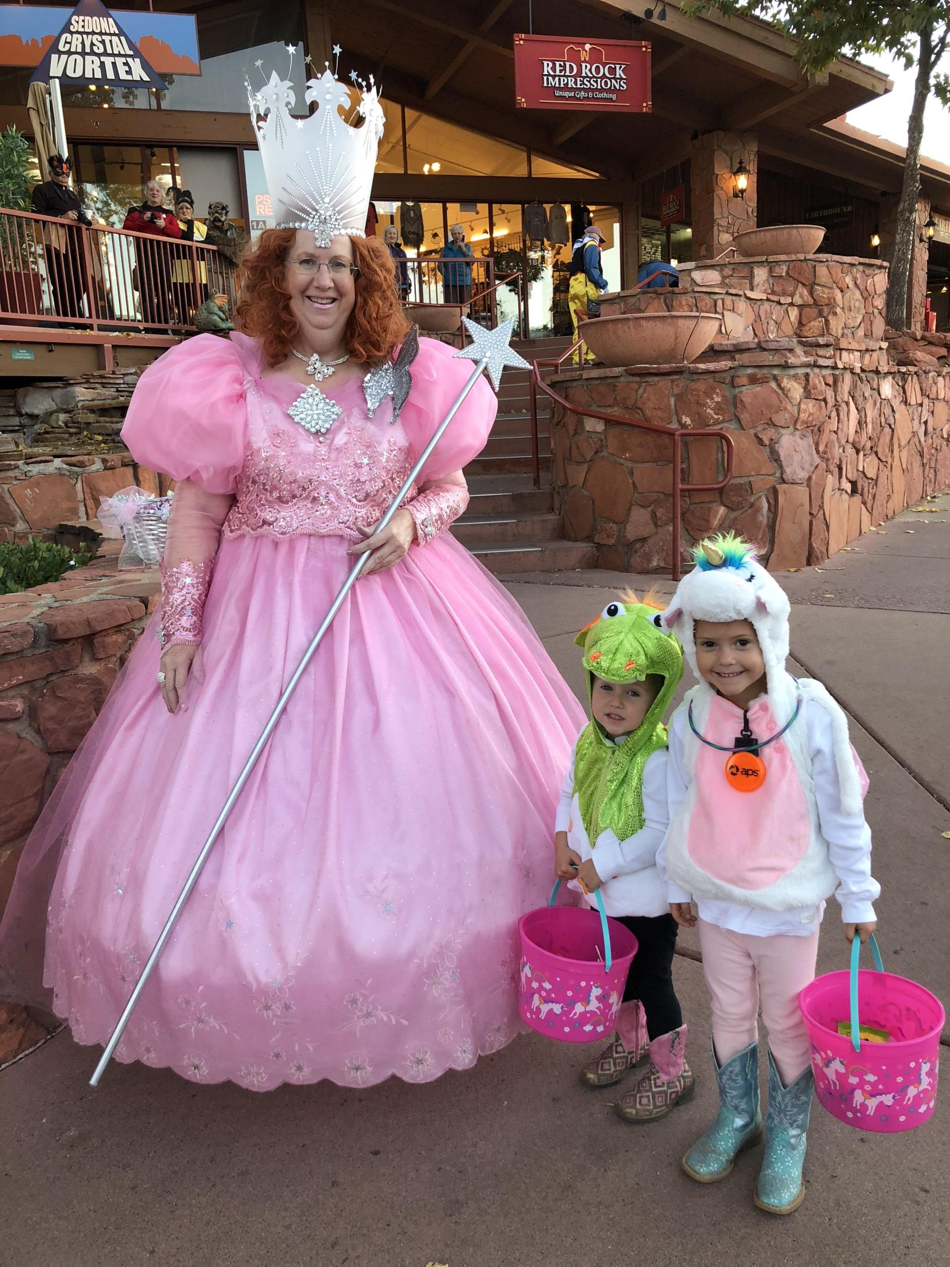 Halloween In Sedona 2020 Trick or Treat  EVENT CANCELED | Calendar | City of Sedona