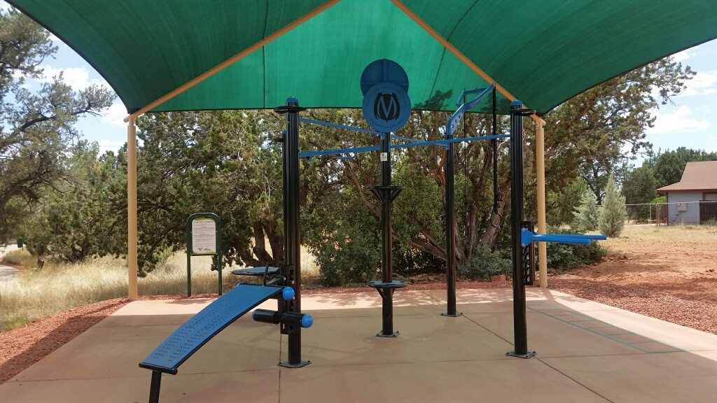 trex large exercise equipment