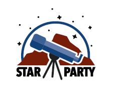 Star Party 2018 logo