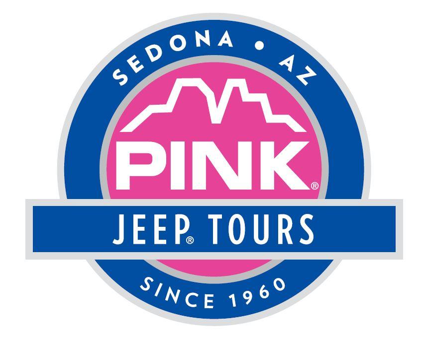 Pink Jeep Logo